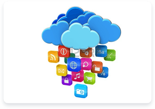 cloud-with-apps