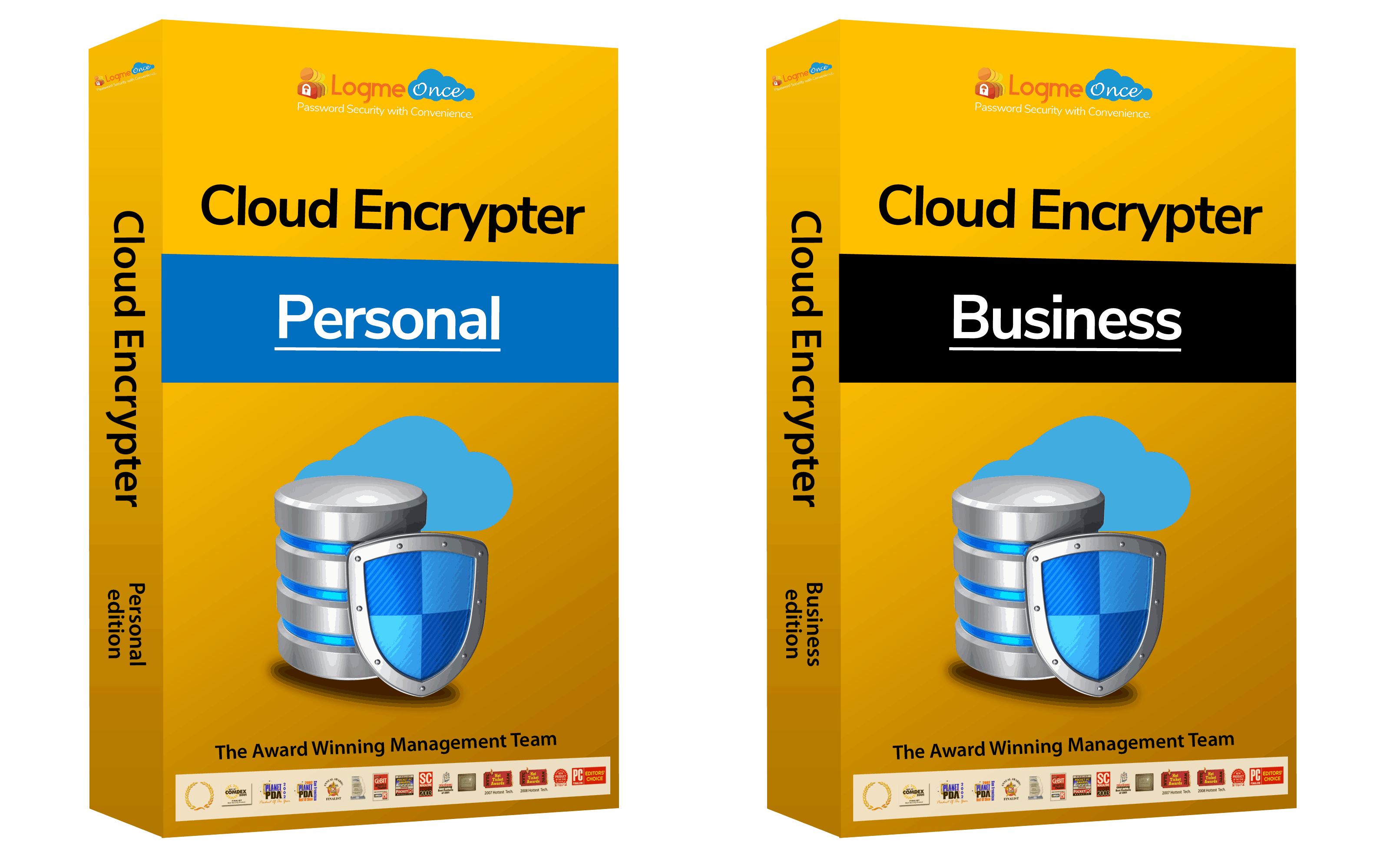 Cloud Encrypter Personal vs Business